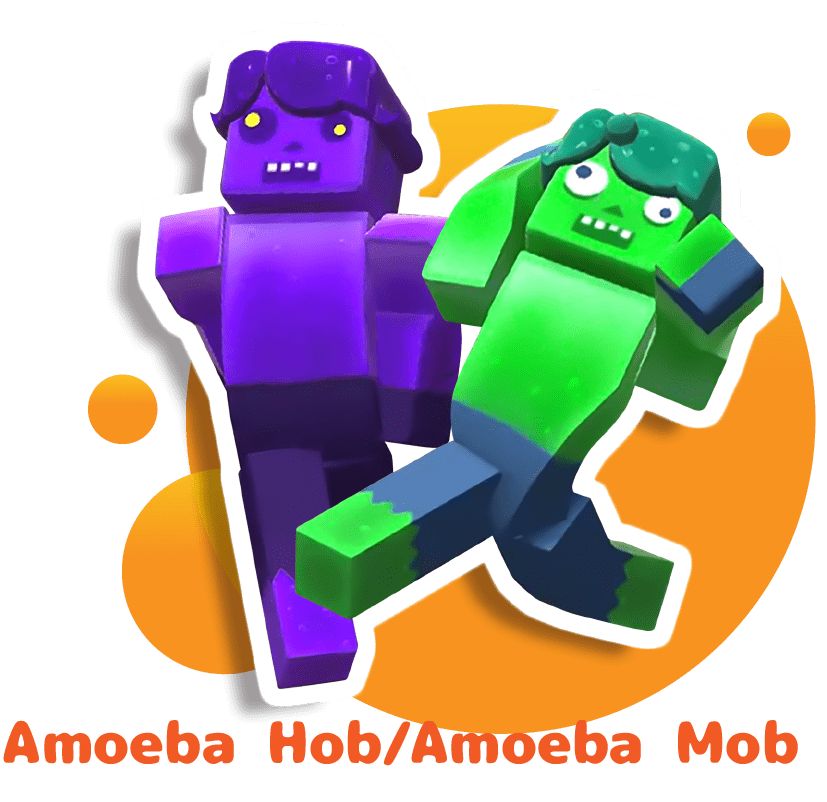 the Amoebas
